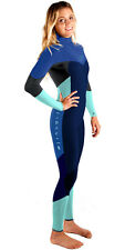 Rip Curl Flash Bomb 5/3 Womens Winter Wetsuit 2017 - Navy