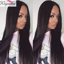 Light Yaki Lace Front Human Hair Wig 6A Brazilian Remy Full Lace Wigs For Women
