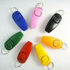 Dog Trainer Clicker Pet Training Whistle Guide