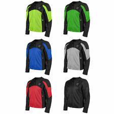 Speed & Strength Mens Midnight Express Mesh Motorcycle Jacket -Pick Size & Color