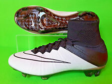 BNIB NIKE MERCURIAL SUPERFLY IV FG LTHR TECH CRAFT FOOTBALL BOOTS US 9,5 11 11,5