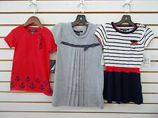 Infant/Toddler/Girls Nautica $34.50-$36.50 Assorted Sweater Dresses Size 12m-6X