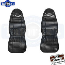 1970 Challenger SE R/T Front & Rear Seat Covers Upholstery Vinyl & Cloth New PUI