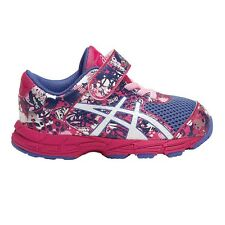 Asics Noosa Tri-11 TODDLER GIRL'S RUNNING SHOES,PINK/PURPLE-Size US 4, 5, 6 Or 8