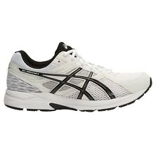 Asics Gel Contend-3 MEN'S RUNNING SHOES, WHITE/BLACK - Size US 7, 8, 8.5 Or 9
