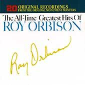 The All-Time Greatest Hits of Roy Orbison, Vols. 1-2 by Roy Orbison (CD, Jan-19…