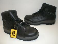 Mens Caterpillar Dimen Hi ST Steel Toe Slip Resistant Work Boots P90002 Black