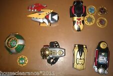 Power Rangers Morphers - Tested + Working - Choose Your Own