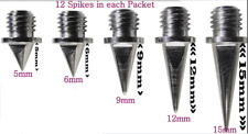 Replacement Running Spikes Pyramid Track Pins Ultimate Performance Cross Country