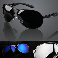 Men's Polarized Sunglasses Driving Aviator Outdoor sports Eyewear Glasses UV400