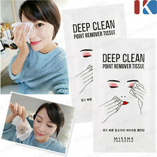 MISSHA The Style Deep Clean Point Remover Tissue / Quick Cleansing Tissue