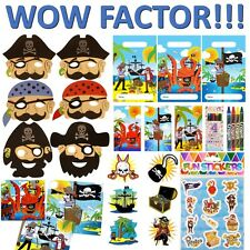 7 in 1 set !!! - WOW FACTOR - PARTY GIFTS -Pinata Toy Loot/Party Bag Fillers