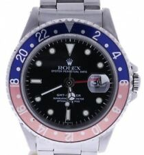 Rolex GMT Master automatic-self-wind mens Watch 16700 (Certified Pre-Owned)