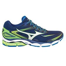 Mizuno Wave Ultima-8 MEN'S RUNNING SHOES, BLUE/GREEN - Size US 11.5, 12 Or 13