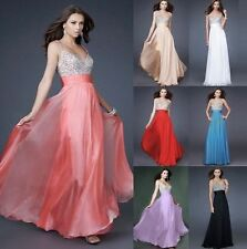 Sexy Women Long Evening Party Maxi Prom Gown Formal Bridesmaid's Cocktail Dress