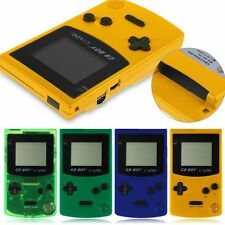 For Nintendo GBC GB Boy Colour Handheld Game Console Cartridges Backlight Gift