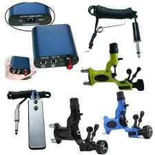 2014 Dragonfly Rotary Machine Gun Power Supply Tattoo Kits 5 Colors to choose
