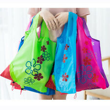 Cute Fashion 8 Colors Eco Handbag Strawberry Shopping Tote Bags Reusable Bag