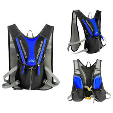 Ultralight Hydration Pack Vest Backpack with 1.5 Litre Water Bladder Cycling