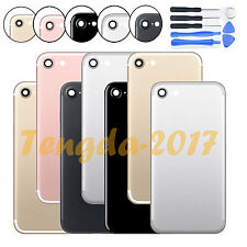 """New  Replacement Back Rear Housing Battery Door For iPhone 7 4.7"""" Repair parts"""