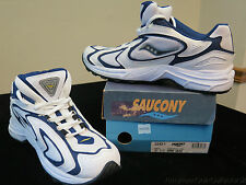 MEN'S SAUCONY GRID JAZZ ATHLETIC SHOES | BRAND NEW IN BOX | MUST SEE |
