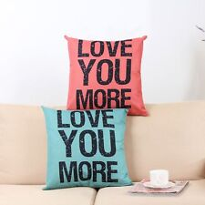 Throw Pillow Covers Pillowslip Case Room Car Bed Living Room Soft Confortable