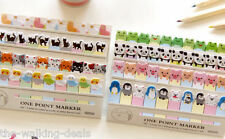 Animal Memo Post it Notes Message Pad Label to do Sticky Post Notes 150 Pages