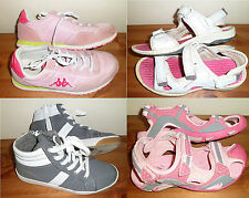 SHOES Trainers/boots/sandals various styles & size 1 & 2 (33 & 34)