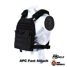 APC Armadillo Plate Carrier Ballistic Tactical Molle Body Armor  Panel Vest