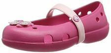 crocs Keeley Springtime Flat PS - K Mary Jane- Choose SZ/Color.