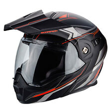 Scorpion Adx-1 Soul black red black red