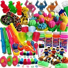 Pinata Toy Loot/Party Bag Fillers- bubbles, stamps, rubbers, figures, mini toys