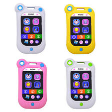 Kids Phone Baby Educational Simulation Music Mobile Toy Phone Baby Toy Phone RD