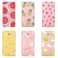 Case For Samsung Galaxy C9 Pro C9000 Soft TPU Silicone Skin Back Cover Lemon