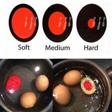 Egg Perfect Color Changing Timer Yummy  Boiled Eggs + Spring Wire Egg Cup EG