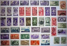 ITALY. Mixed lot of early stamps. 47 pieces. USED. See scans.