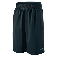 Nike MEN'S LEGACY WOVEN TRAINING SHORTS, BLACK *USA Brand-Small, Medium Or Large