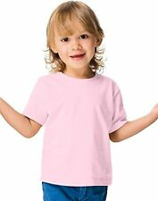 Hanes T120 ComfortSoft Crewneck Toddler T-Shirt - Choose SZ/Color.