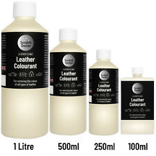 IVORY Leather Colourant for repairs & restorations. / Pigment Stain Dye