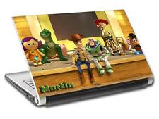 Toy Story Woody Buzz Personalized LAPTOP Skin Vinyl Decal Sticker ANY NAME L413