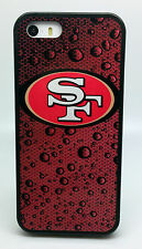 NEW SAN FRANCISCO 49ERS NFL PHONE CASE COVER FOR iPHONE 7 6S 6 PLUS 5 5S 5C 4 4S