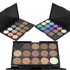 Fashion 15 Color Eyeshadow Palette Earth Warm Color Matte Beauty Makeup Set