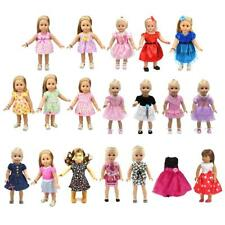 Cute Doll Dress Clothes Outfit for 18'' American Girl AG Doll Dress Up Accessory
