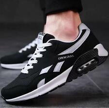 Men's Fashion Breathable Athletic Student Running Student Sneakers Trainers Sz