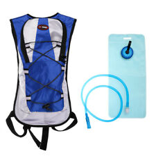 5L Hydration Backpack Pack with Water Bladder Bag Hiking Camping Cycling Running