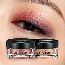 MoonShot New Jelly Pot jelly texture 22 colors (Matte/Pearl/Glitter) 6.5g