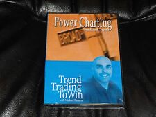 Trend Trading To Win Power Charting DVD TrendFund Michael Parness options stocks