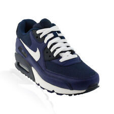 Nike - Air Max 90 Essential Mens Casual Shoes- Loyal Blue/White/Squadron Blue/Da