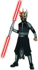 Savage Opress Star Wars Clone Sith Lord Fancy Dress Up Halloween Child Costume