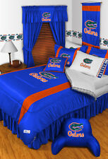 NCAA Florida Gators Sidelines Comforter & Shams